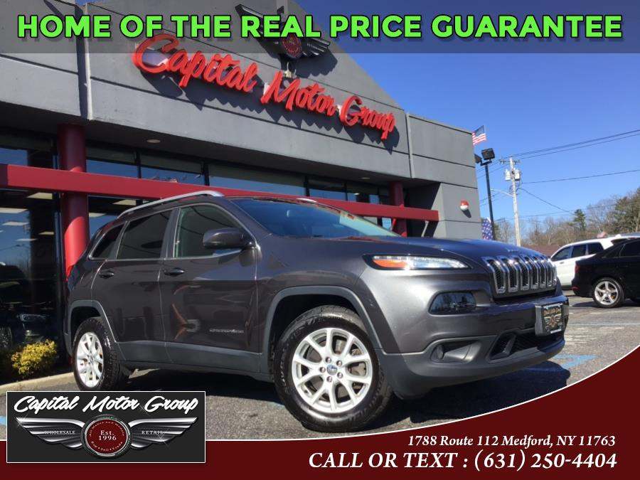 Used Jeep Cherokee 4WD 4dr Latitude 2016 | Capital Motor Group Inc. Medford, New York