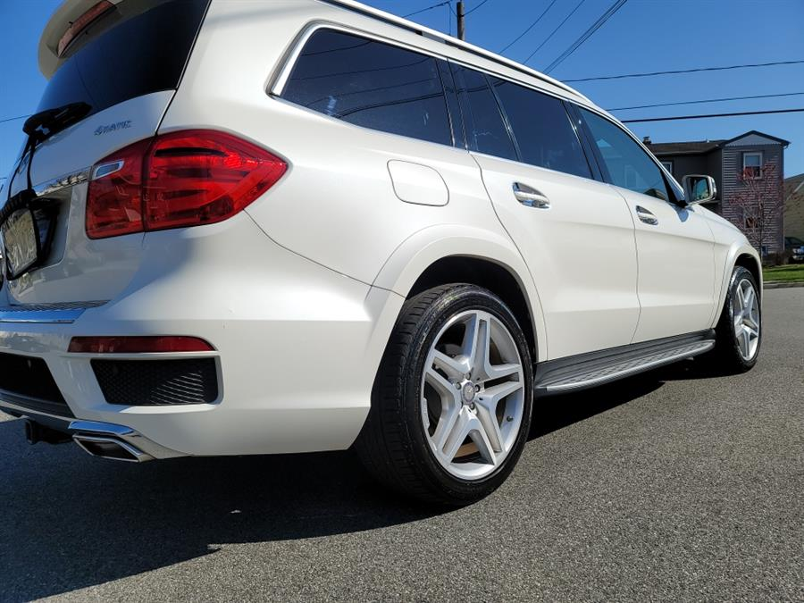 Used Mercedes-Benz GL-Class 4MATIC 4dr GL 550 2014   Daytona Auto Sales. Little Ferry, New Jersey