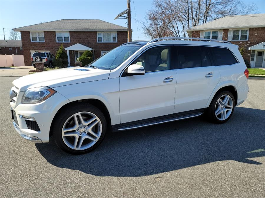 Used Mercedes-Benz GL-Class 4MATIC 4dr GL 550 2014 | Daytona Auto Sales. Little Ferry, New Jersey