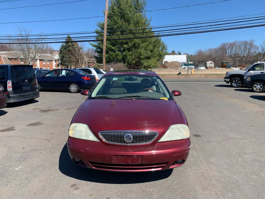 Used Mercury Sable 4dr Sdn LS 2005 | CT Car Co LLC. East Windsor, Connecticut