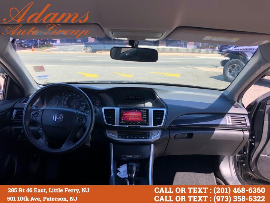 Used Honda Accord Sedan 4dr I4 CVT Sport 2013   Adams Auto Group . Little Ferry , New Jersey
