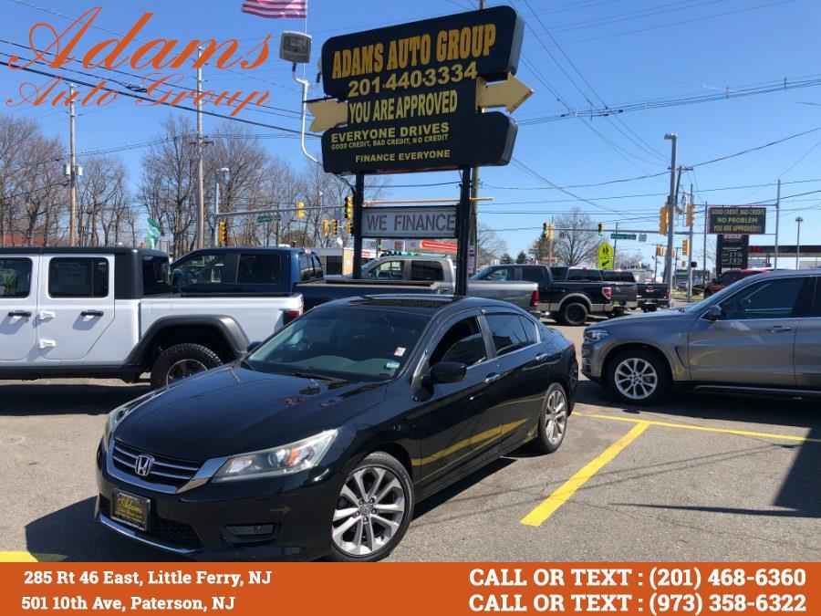 Used Honda Accord Sedan 4dr I4 CVT Sport 2013 | Adams Auto Group . Little Ferry , New Jersey
