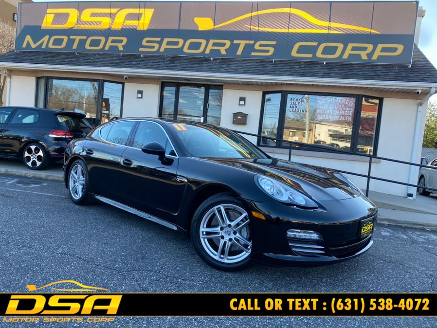 Used 2011 Porsche Panamera in Commack, New York | DSA Motor Sports Corp. Commack, New York