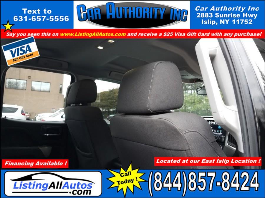 "Used Chevrolet Silverado 1500 4WD Double Cab 143.5"" LT w/1LT 2016 | www.ListingAllAutos.com. Patchogue, New York"