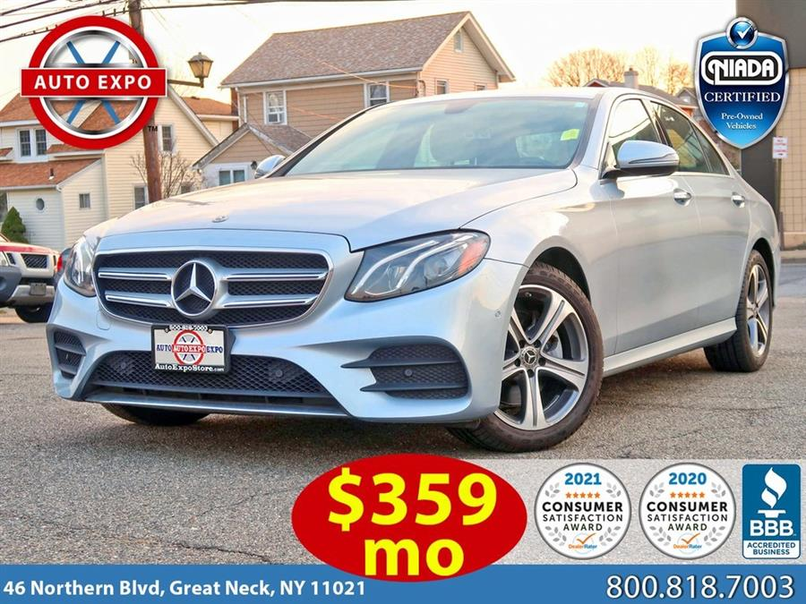 Used Mercedes-benz E-class E 300 2018 | Auto Expo Ent Inc.. Great Neck, New York