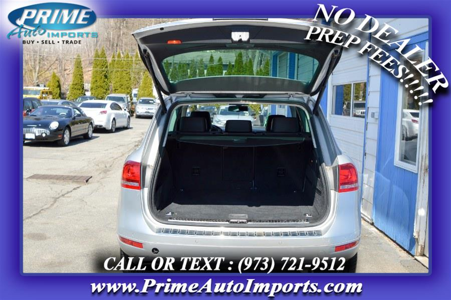 Used Volkswagen Touareg 4dr VR6 Sport w/Nav *Ltd Avail* 2012   Prime Auto Imports. Bloomingdale, New Jersey