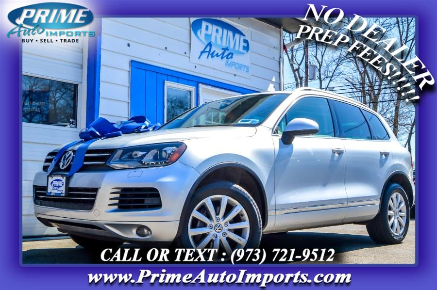 Used Volkswagen Touareg 4dr VR6 Sport w/Nav *Ltd Avail* 2012 | Prime Auto Imports. Bloomingdale, New Jersey