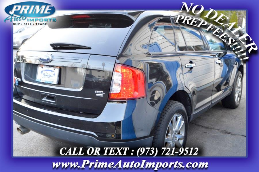 Used Ford Edge 4dr SEL AWD 2013 | Prime Auto Imports. Bloomingdale, New Jersey