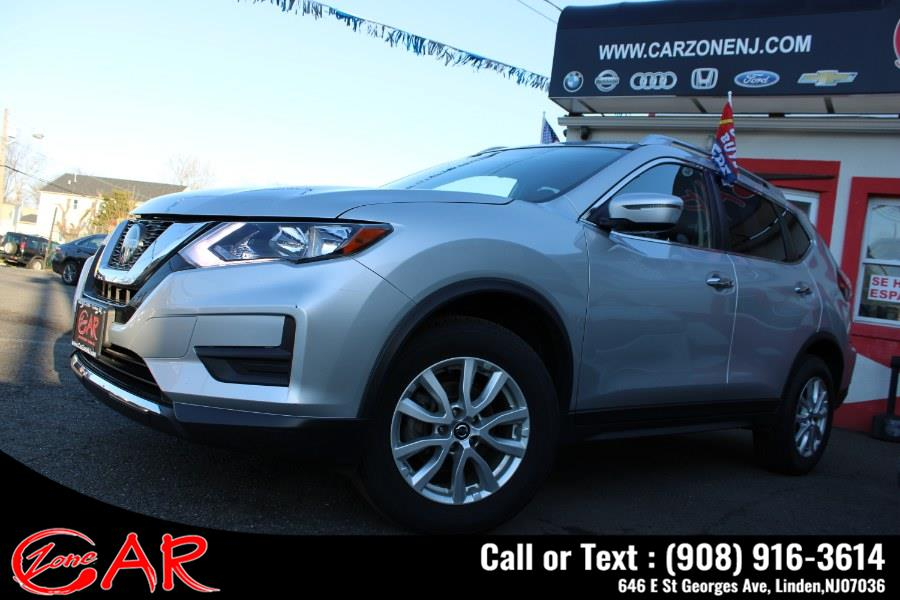 Used Nissan Rogue AWD SV 2020 | Car Zone. Linden, New Jersey