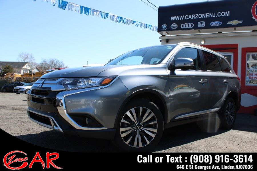 Used Mitsubishi Outlander SEL S-AWC 2020 | Car Zone. Linden, New Jersey