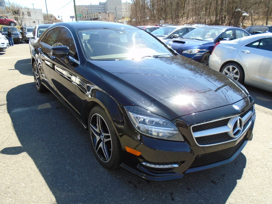 Used Mercedes-Benz CLS-Class 4dr Sdn CLS550 4MATIC 2013 | Jim Juliani Motors. Waterbury, Connecticut