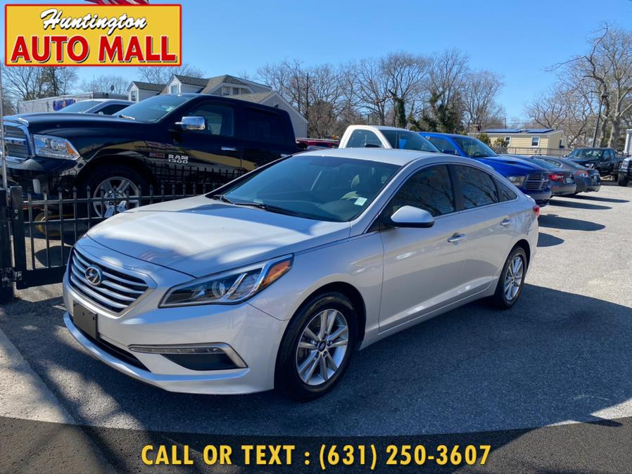 Used Hyundai Sonata 4dr Sdn 2.4L SE 2015 | Huntington Auto Mall. Huntington Station, New York