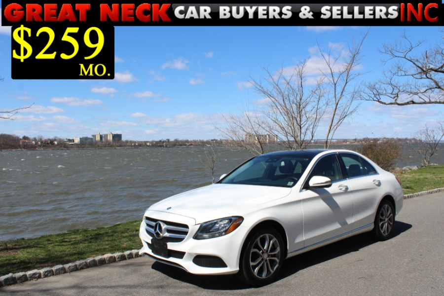 Used 2017 Mercedes-Benz C-Class in Great Neck, New York