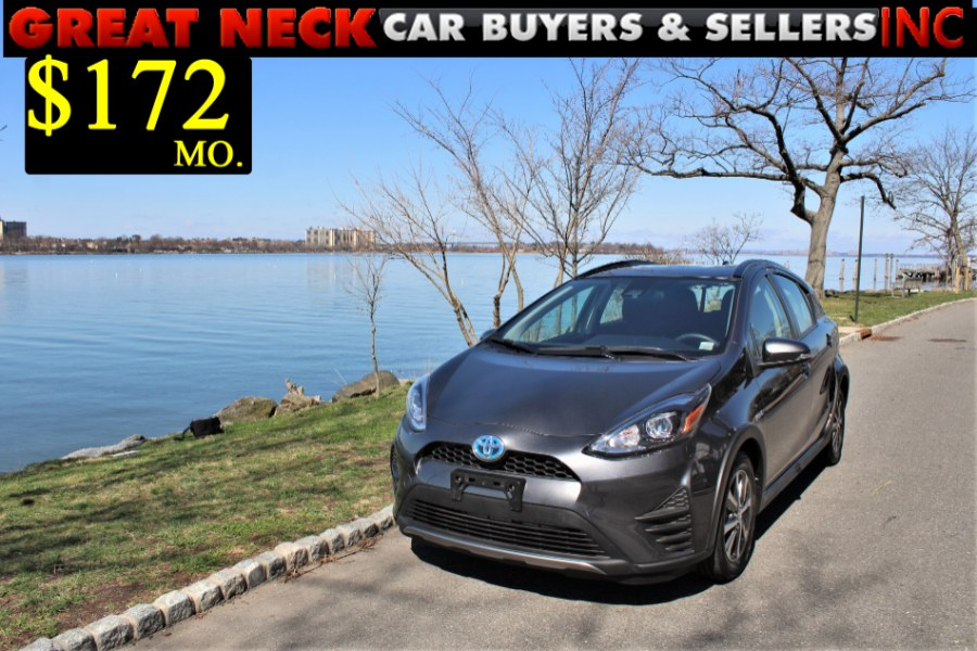 Used 2018 Toyota Prius c in Great Neck, New York