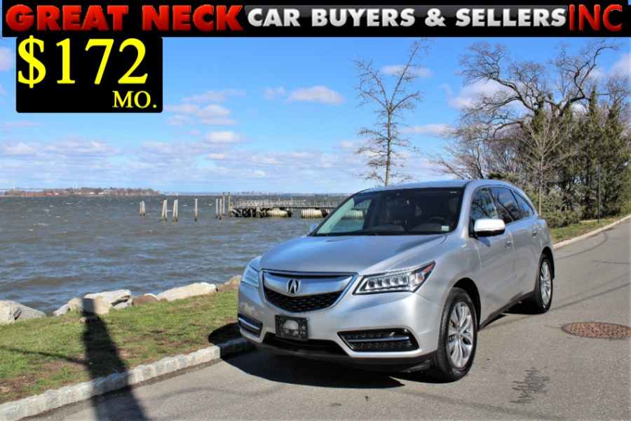 Used 2014 Acura MDX in Great Neck, New York