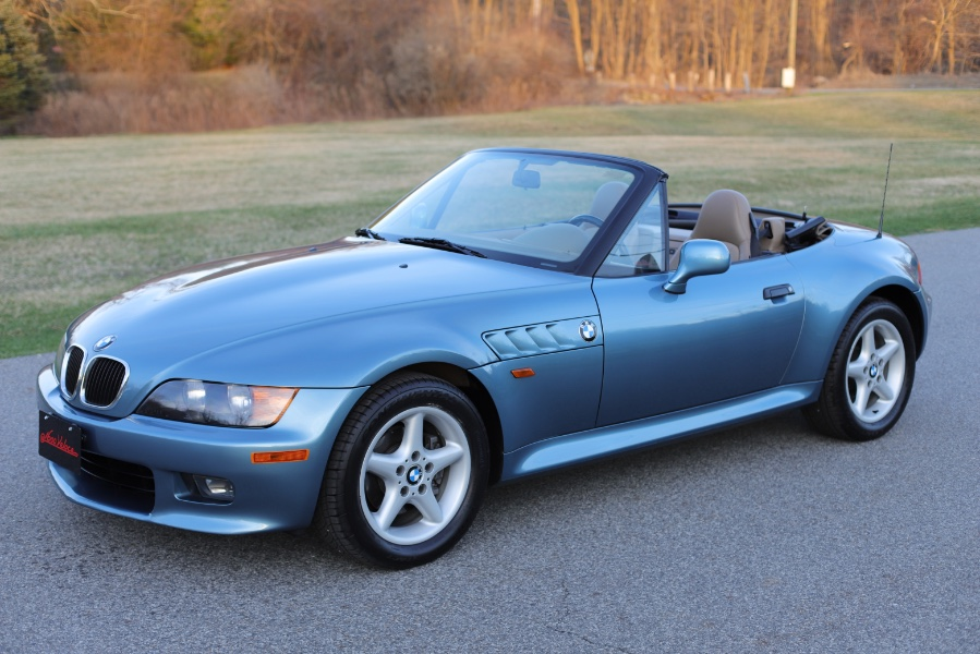 1997 BMW 3 Series Z3 2dr Roadster 2.8L, available for sale in North Salem, NY