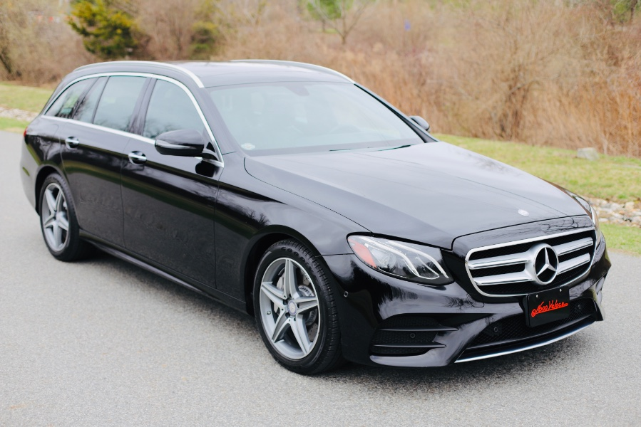 Used Mercedes-Benz E-Class E 400 Sport 4MATIC Wagon 2017 | Meccanic Shop North Inc. North Salem, New York