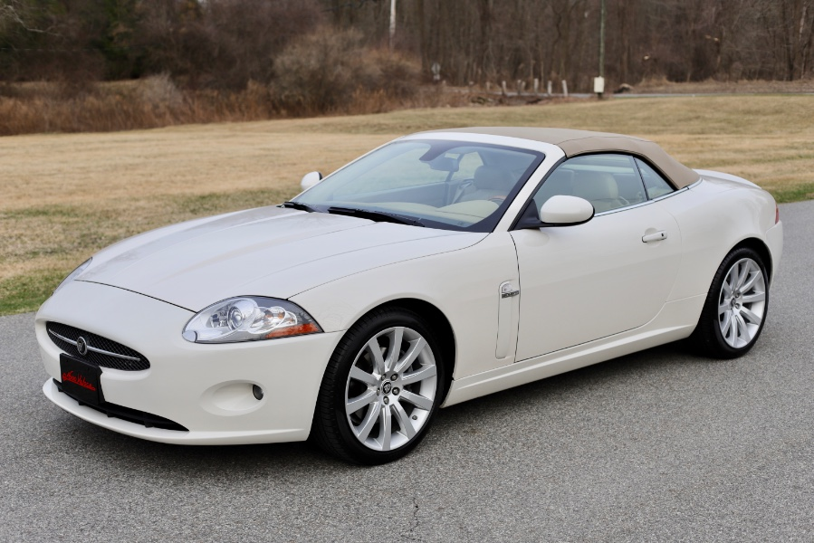 Used 2007 Jaguar XK in North Salem, New York | Meccanic Shop North Inc. North Salem, New York