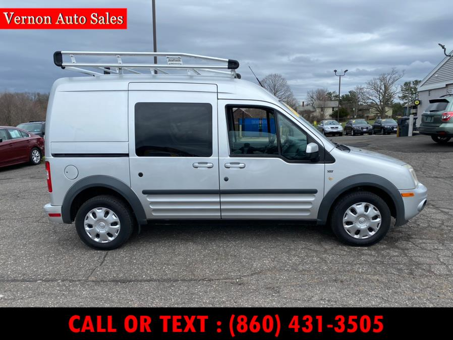 Used Ford Transit Connect Wagon 4dr Wgn XLT 2013 | Vernon Auto Sale & Service. Manchester, Connecticut