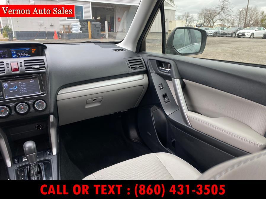 Used Subaru Forester 4dr CVT 2.5i Touring PZEV 2015 | Vernon Auto Sale & Service. Manchester, Connecticut