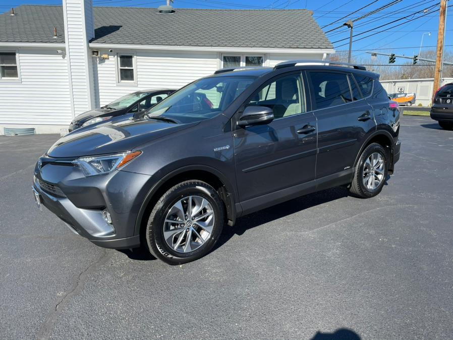Used 2017 Toyota RAV4 Hybrid in Milford, Connecticut | Chip's Auto Sales Inc. Milford, Connecticut