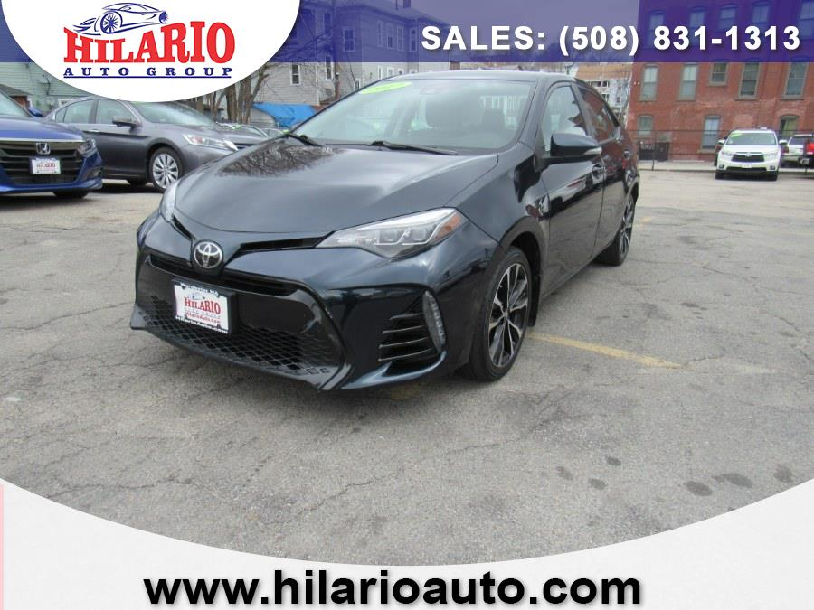 Used 2017 Toyota Corolla in Worcester, Massachusetts | Hilario's Auto Sales Inc.. Worcester, Massachusetts