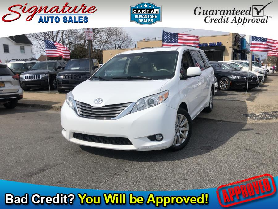 Used Toyota Sienna 5dr 7-Pass Van V6 XLE AWD (Natl) 2014 | Signature Auto Sales. Franklin Square, New York