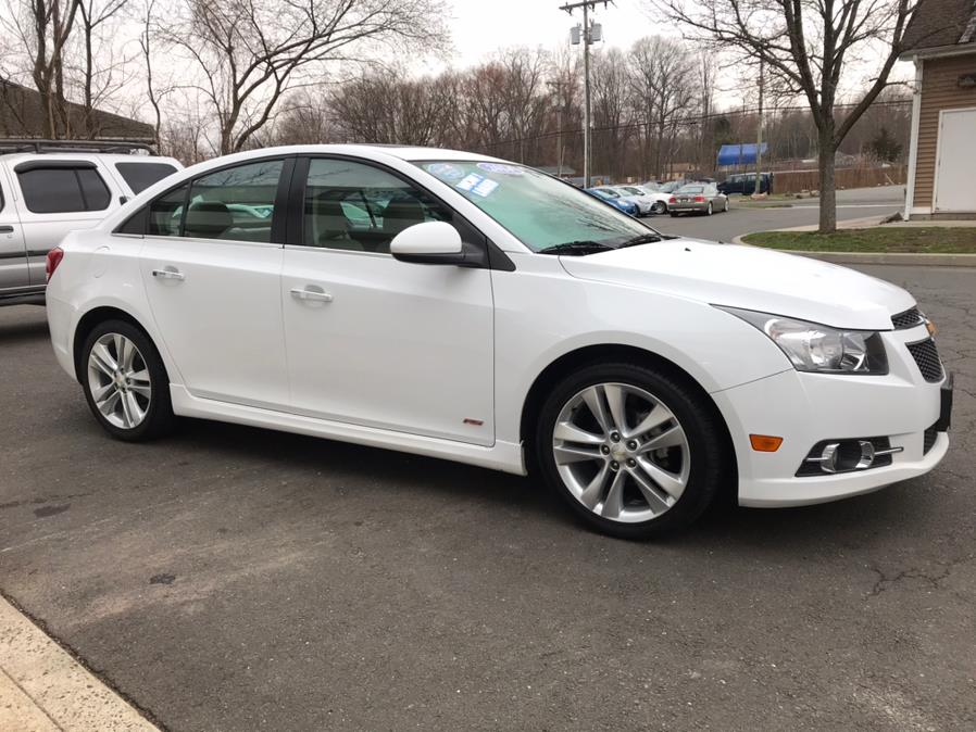 Used Chevrolet Cruze 4dr Sdn LTZ 2014 | Good Guys Auto House. Southington, Connecticut