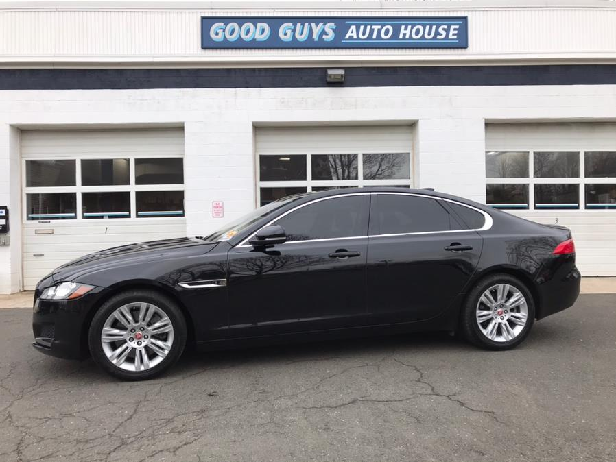 Used 2017 Jaguar XF in Southington, Connecticut | Good Guys Auto House. Southington, Connecticut