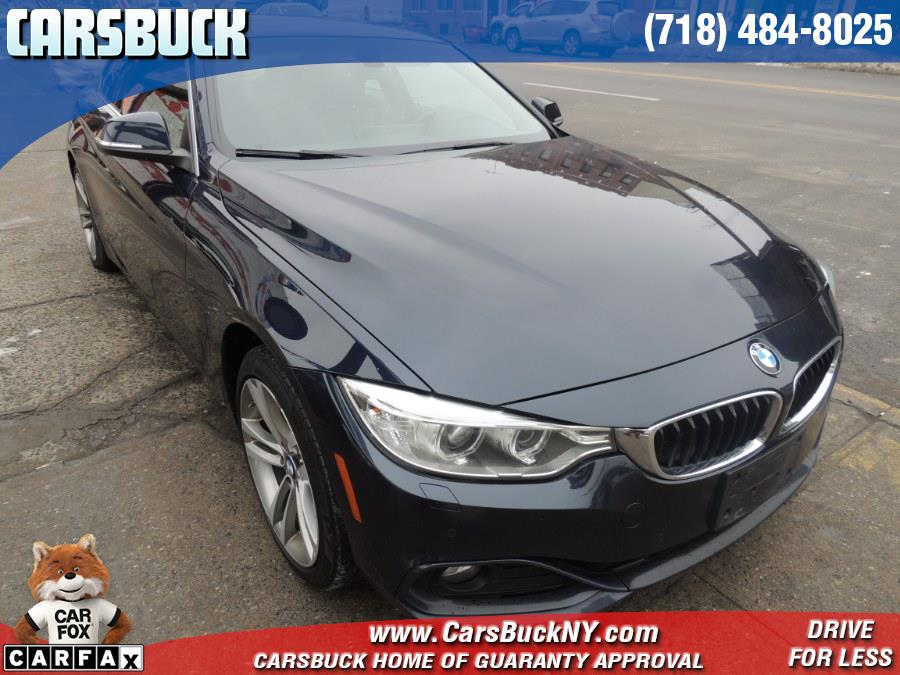 Used BMW 4 Series 430i xDrive Coupe SULEV 2017 | Carsbuck Inc.. Brooklyn, New York