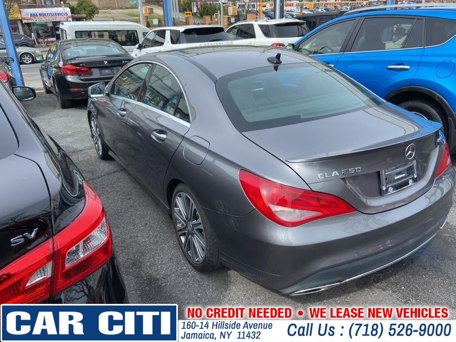 Used Mercedes-Benz CLA CLA 250 4MATIC Coupe 2017 | Car Citi. Jamaica, New York