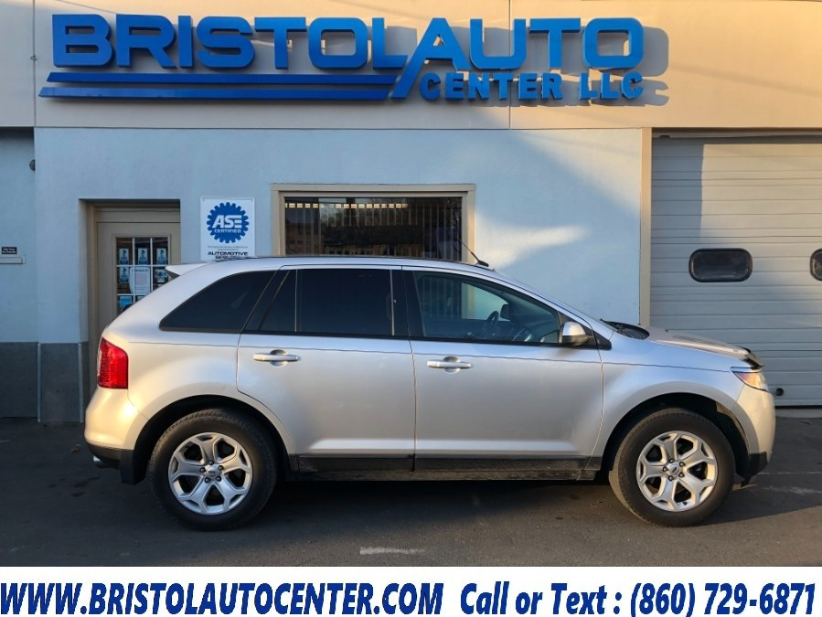 Used 2012 Ford Edge in Bristol, Connecticut | Bristol Auto Center LLC. Bristol, Connecticut
