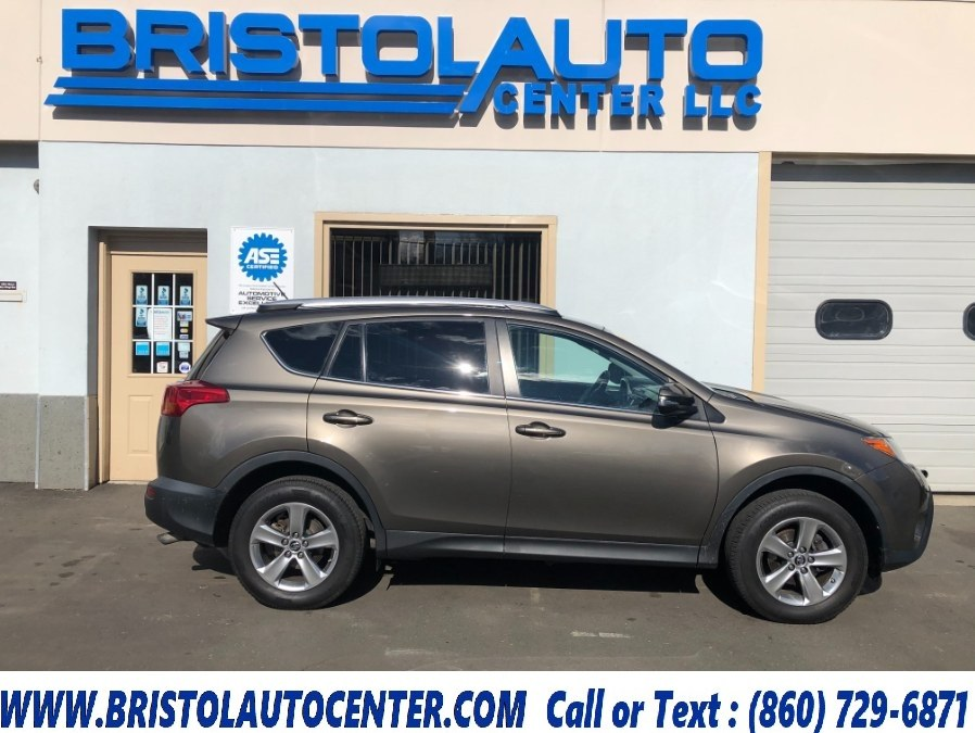 Used 2015 Toyota RAV4 in Bristol, Connecticut | Bristol Auto Center LLC. Bristol, Connecticut