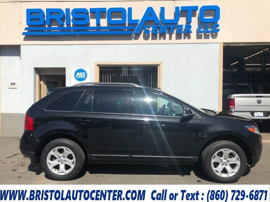 Used Ford Edge 4dr SEL AWD 2014 | Bristol Auto Center LLC. Bristol, Connecticut