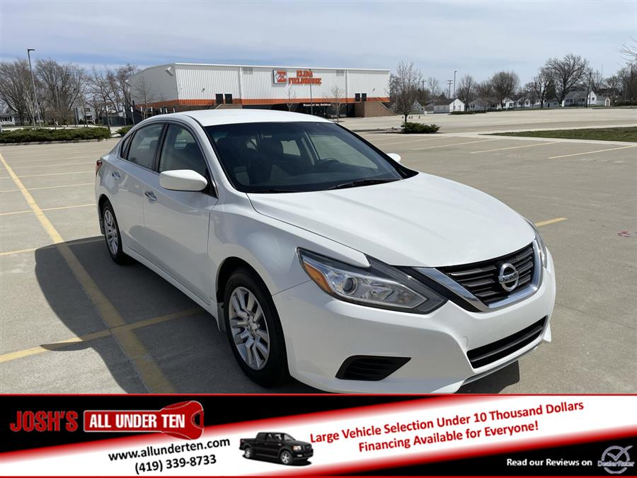 Used 2016 Nissan Altima in Elida, Ohio | Josh's All Under Ten LLC. Elida, Ohio