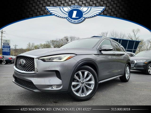 Used 2019 Infiniti Qx50 in Cincinnati, Ohio | Luxury Motor Car Company. Cincinnati, Ohio