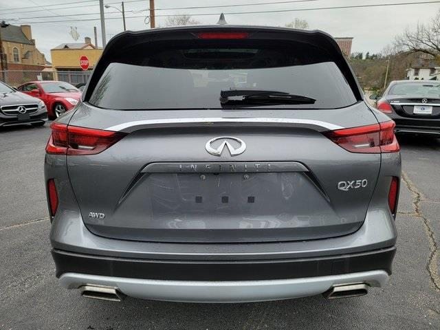 Used Infiniti Qx50 LUXE 2019 | Luxury Motor Car Company. Cincinnati, Ohio