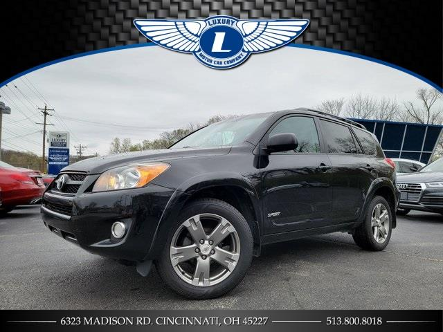 Used 2010 Toyota Rav4 in Cincinnati, Ohio | Luxury Motor Car Company. Cincinnati, Ohio