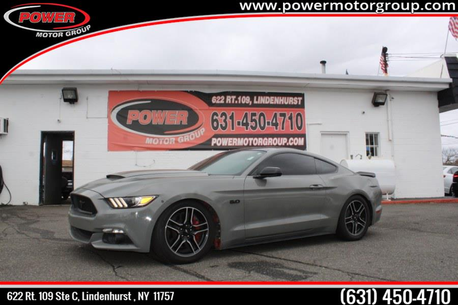 Used 2017 Ford Mustang in Lindenhurst , New York | Power Motor Group. Lindenhurst , New York