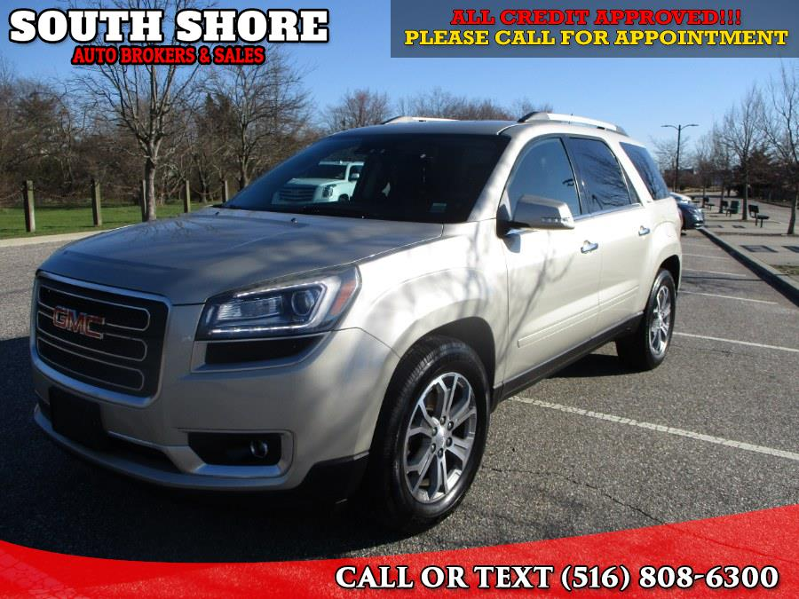 Used 2015 GMC Acadia in Massapequa, New York | South Shore Auto Brokers & Sales. Massapequa, New York
