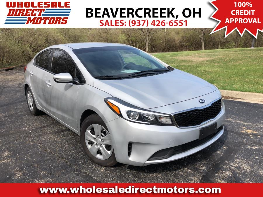 Used 2017 Kia Forte in Beavercreek, Ohio | Wholesale Direct Motors. Beavercreek, Ohio
