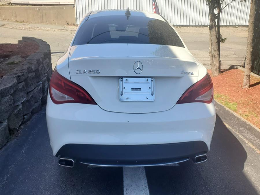 Used Mercedes-Benz CLA-Class 4dr Sdn CLA 250 4MATIC 2014 | Capital Lease and Finance. Brockton, Massachusetts