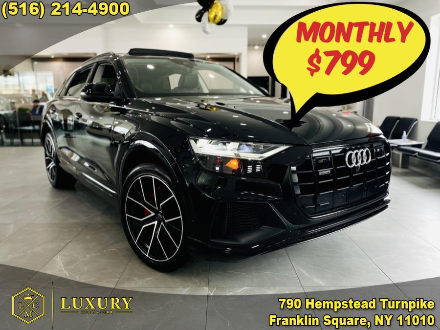 Used 2020 Audi Q8 in Franklin Square, New York | Luxury Motor Club. Franklin Square, New York