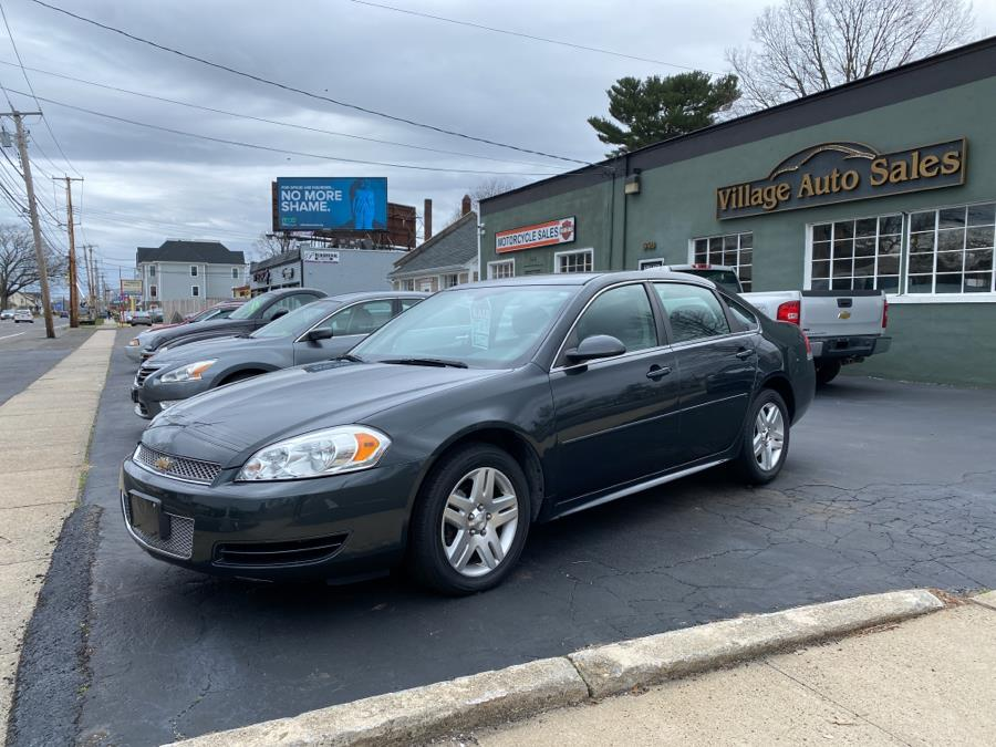 Used 2014 Chevrolet Impala Limited in Milford, Connecticut | Village Auto Sales. Milford, Connecticut