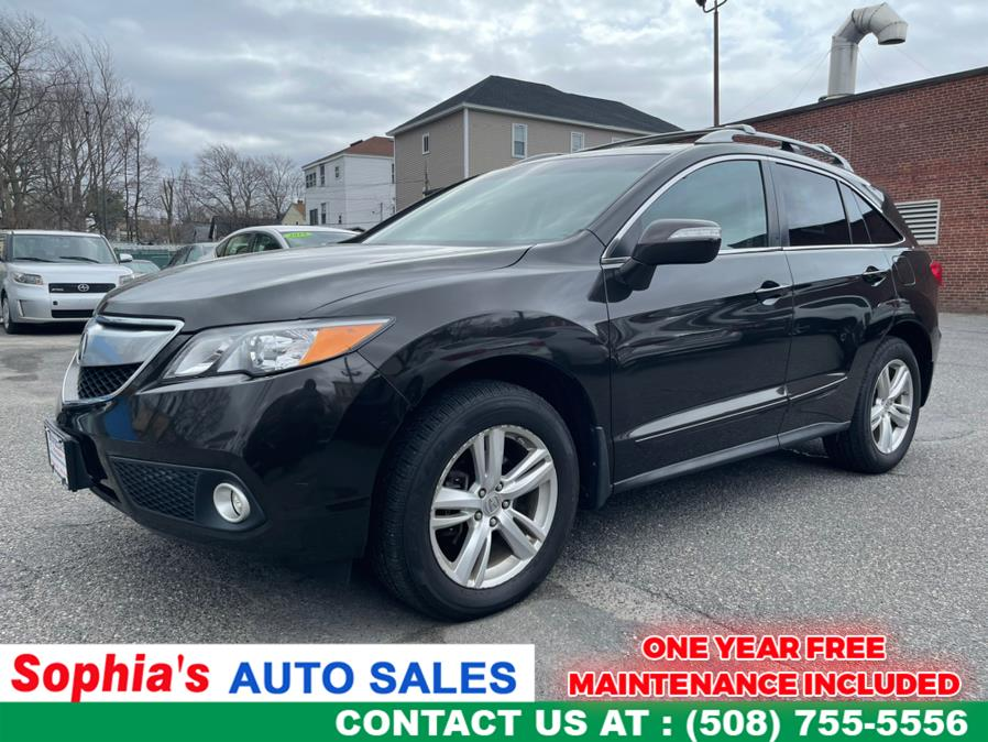 Used 2015 Acura RDX in Worcester, Massachusetts | Sophia's Auto Sales Inc. Worcester, Massachusetts