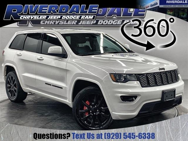 Used Jeep Grand Cherokee Altitude 2017 | Eastchester Motor Cars. Bronx, New York
