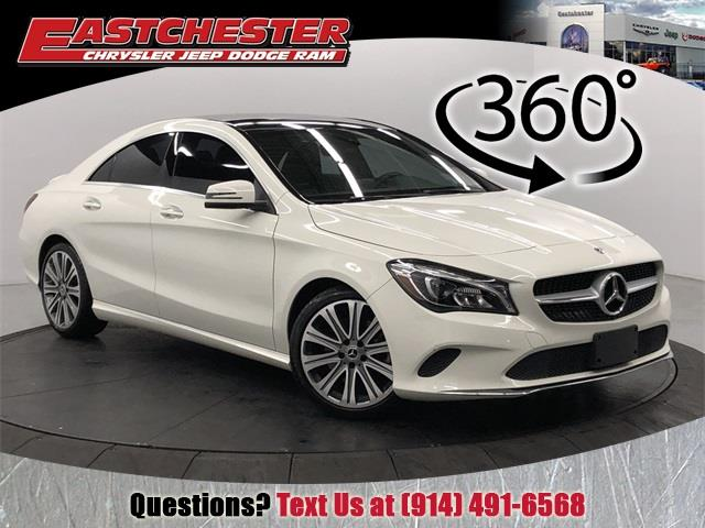 Used Mercedes-benz Cla CLA 250 2018 | Eastchester Motor Cars. Bronx, New York