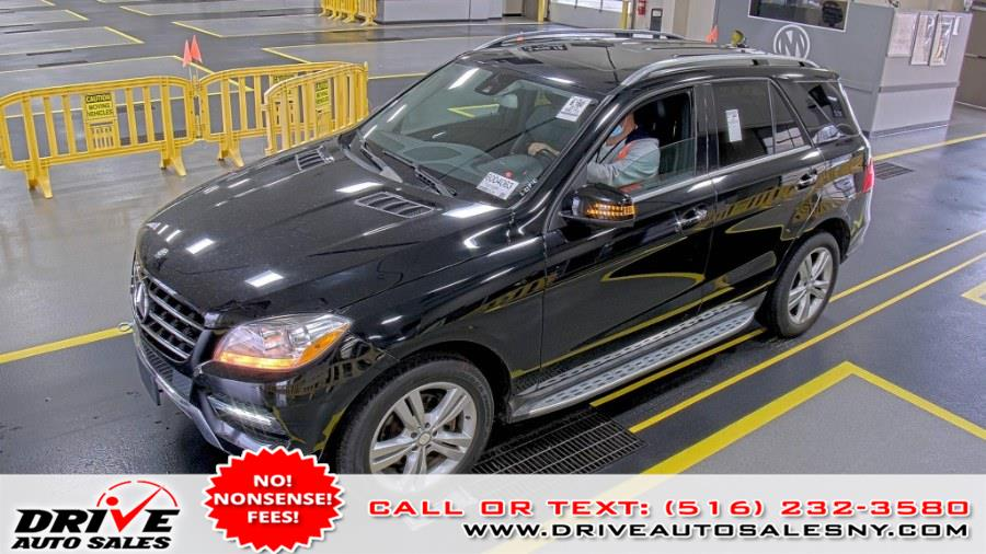 Used 2015 Mercedes-Benz M-Class in Bayshore, New York | Drive Auto Sales. Bayshore, New York