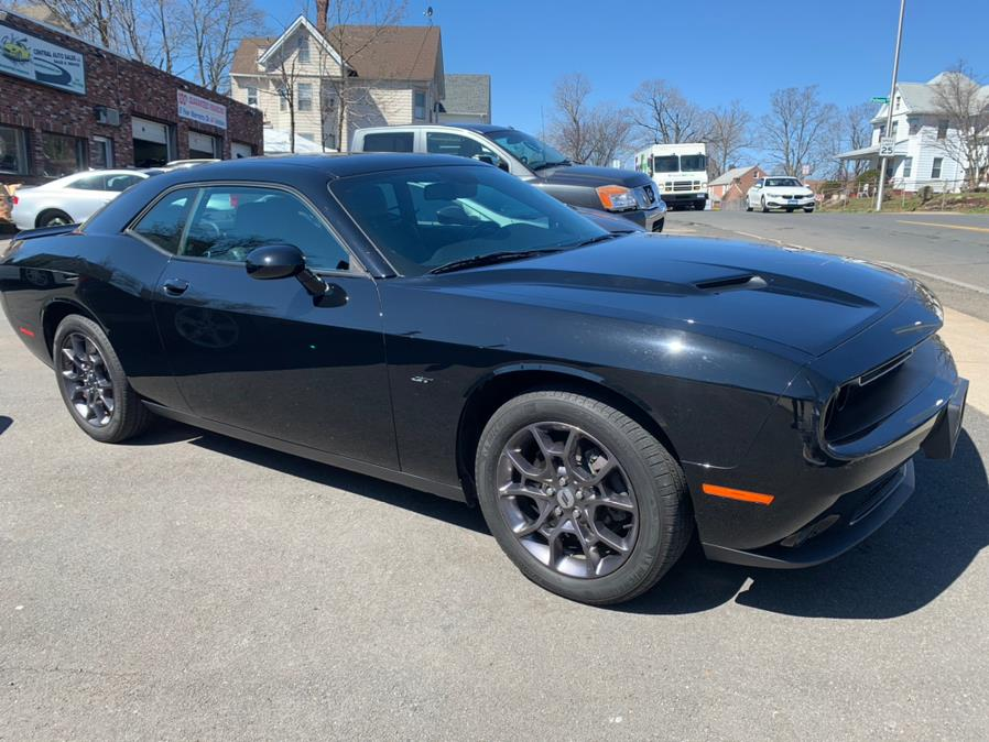 Used Dodge Challenger GT AWD 2018 | Central Auto Sales & Service. New Britain, Connecticut