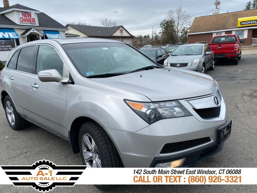 Used 2013 Acura MDX in East Windsor, Connecticut | A1 Auto Sale LLC. East Windsor, Connecticut